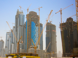 The Word Dubai Has Become Synonymous with Construction