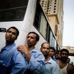 Dubai labor working conditions