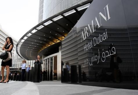 Armani Hotel In Dubai Is Hiring 30 Staff
